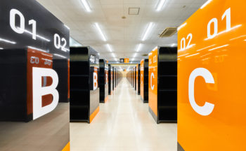 圧倒的なコストパフォーマンスを誇る<br />新EC物流拠点ついに完成!